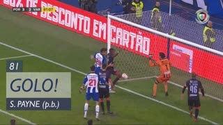 GOLO! FC Porto, S. Payne (p.b.) aos 81', FC Porto 3-2 Varzim SC