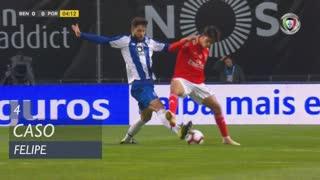 FC Porto, Caso, Felipe aos 4'