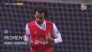 SC Braga, Jogada, Fábio Martins aos 30'