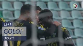 GOLO! CD Tondela, Jaquité aos 45'+1', Vitória FC 0-1 CD Tondela