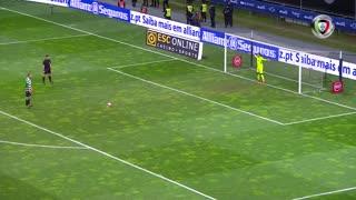 SC Braga x Sporting CP: Desempate por penáltis