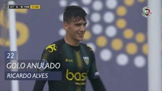 CD Tondela, Golo Anulado, Ricardo Alves aos 22'