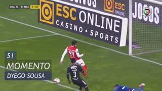 SC Braga, Jogada, Dyego Sousa aos 51'