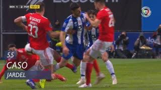 SL Benfica, Caso, Jardel aos 55'