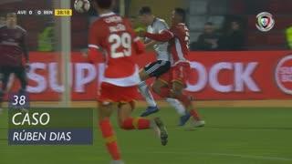 SL Benfica, Caso, Rúben Dias aos 38'
