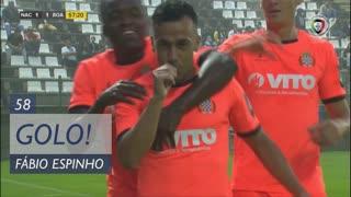 GOLO! Boavista FC,  aos 58', CD Nacional 1-1 Boavista FC