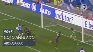 FC Porto, Golo Anulado, Aboubakar aos 90'+5'