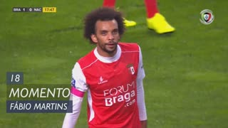 SC Braga, Jogada, Fábio Martins aos 18'