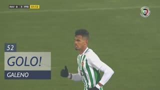 GOLO! Rio Ave FC, Galeno aos 52', Rio Ave FC 1-1 FC P.Ferreira