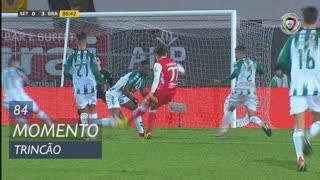 SC Braga, Jogada, Trincão aos 84'