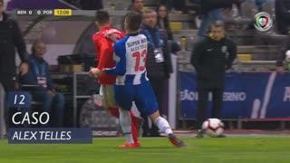 FC Porto, Caso, Alex Telles aos 12'