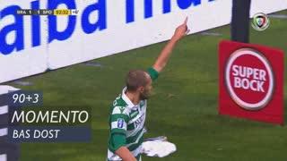 Sporting CP, Jogada, Bas Dost aos 90'+3'