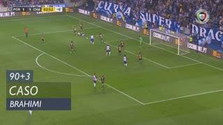 FC Porto, Caso, Brahimi aos 90'+3'