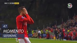 SL Benfica, Jogada, Seferovic aos 47'