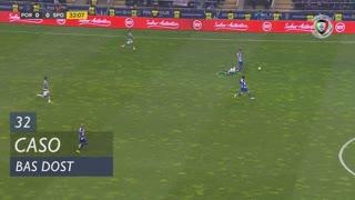 Sporting CP, Caso, Bas Dost aos 32'