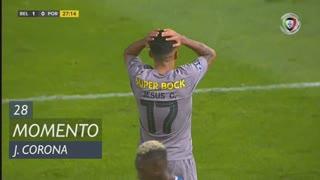 FC Porto, Jogada, J. Corona aos 28'