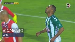 Vitória FC, Jogada, Allef aos 40'
