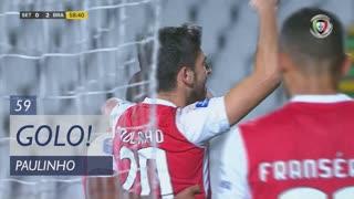 GOLO! SC Braga, Paulinho aos 59', Vitória FC 0-2 SC Braga