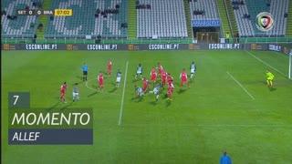 Vitória FC, Jogada, Allef aos 7'
