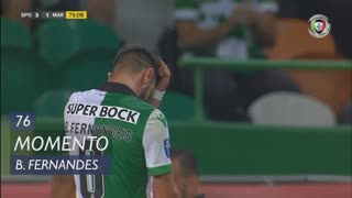 Sporting CP, Jogada, Bruno Fernandes aos 76'