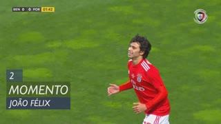 SL Benfica, Jogada, João Félix aos 2'
