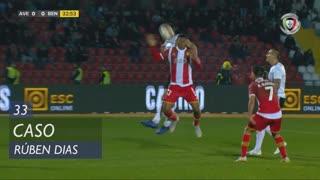 SL Benfica, Caso, Rúben Dias aos 33'