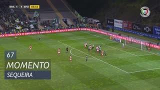 SC Braga, Jogada, Sequeira aos 67'