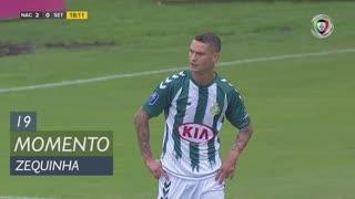 Vitória FC, Jogada, Zequinha aos 19'