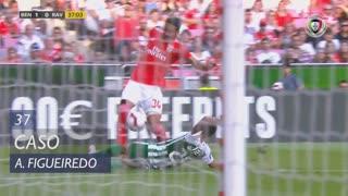 Rio Ave FC, Caso, Afonso Figueiredo aos 37'