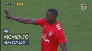 SL Benfica, Jogada, Alfa Semedo aos 40'