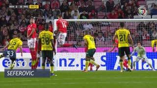 SL Benfica, Caso, Seferovic aos 53'