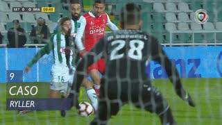 SC Braga, Caso, Ryller aos 9'