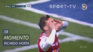 SC Braga, Jogada, Ricardo Horta aos 58'