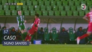 Rio Ave FC, Caso, Nuno Santos aos 57'