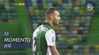 Sporting CP, Jogada, Jesé aos 52'