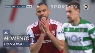 SC Braga, Jogada, Fransérgio aos 50'