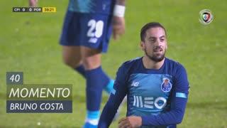 FC Porto, Jogada, Bruno Costa aos 40'