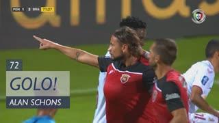 GOLO! FC Penafiel, Alan Schons aos 72', FC Penafiel 1-3 SC Braga