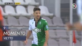 Sporting CP, Jogada, Vietto aos 9'