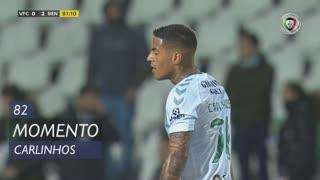 Vitória FC, Jogada, Carlinhos aos 82'