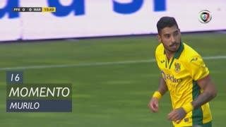 FC P.Ferreira, Jogada, Murilo aos 16'