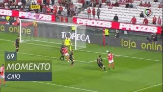 SL Benfica, Jogada, Caio aos 69'
