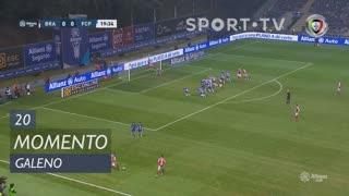 SC Braga, Jogada, Galeno aos 20'