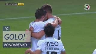GOLO! Vitória SC, Bondarenko aos 10', CD Feirense 0-1 Vitória SC