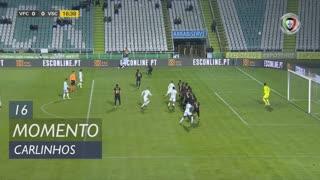 Vitória FC, Jogada, Carlinhos aos 16'