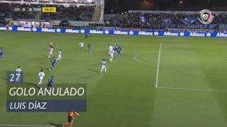 FC Porto, Golo Anulado, Luis Díaz aos 27'