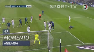 FC Porto, Jogada, Mbemba aos 42'