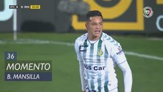 Vitória FC, Jogada, B. Mansilla aos 36'