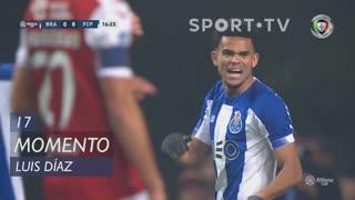 FC Porto, Jogada, Luis Díaz aos 17'