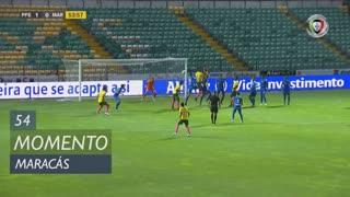 FC P.Ferreira, Jogada, Maracás aos 54'
